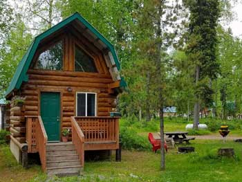 Cabins for rent in Willow AK